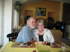 Jamie & Suzanne