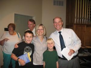Ethan, Elisa, Joel, & Jon