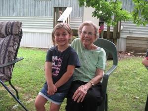 Allene & Mom/Grandma