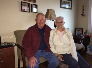 Doug & Peggy - former neighbors