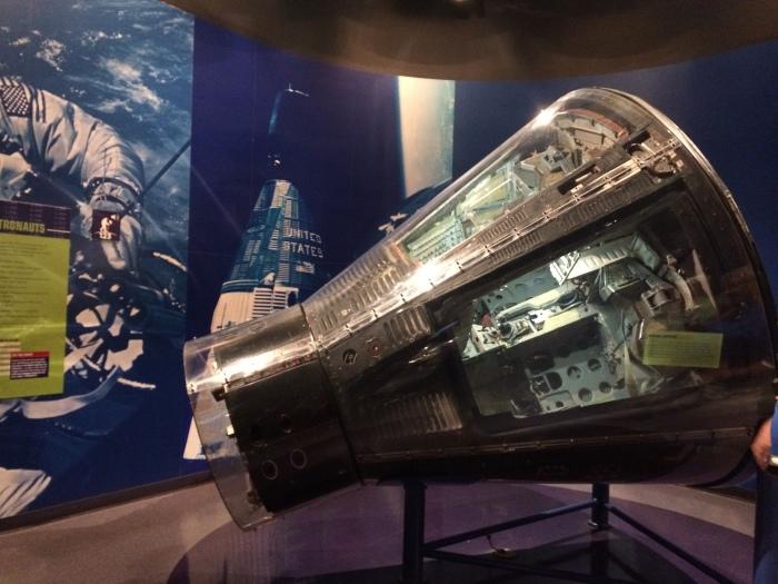 Gemini capsule
