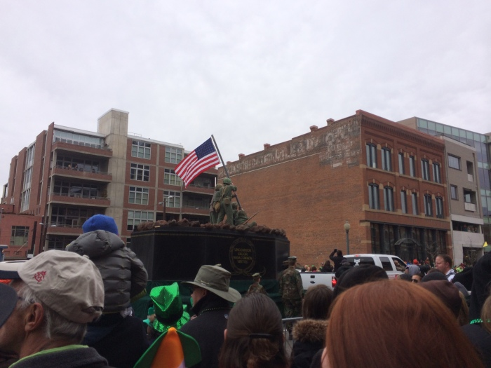 Denver St. Patrick's Day Parade