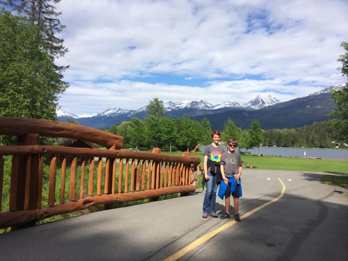 Alta Lake, Whistler