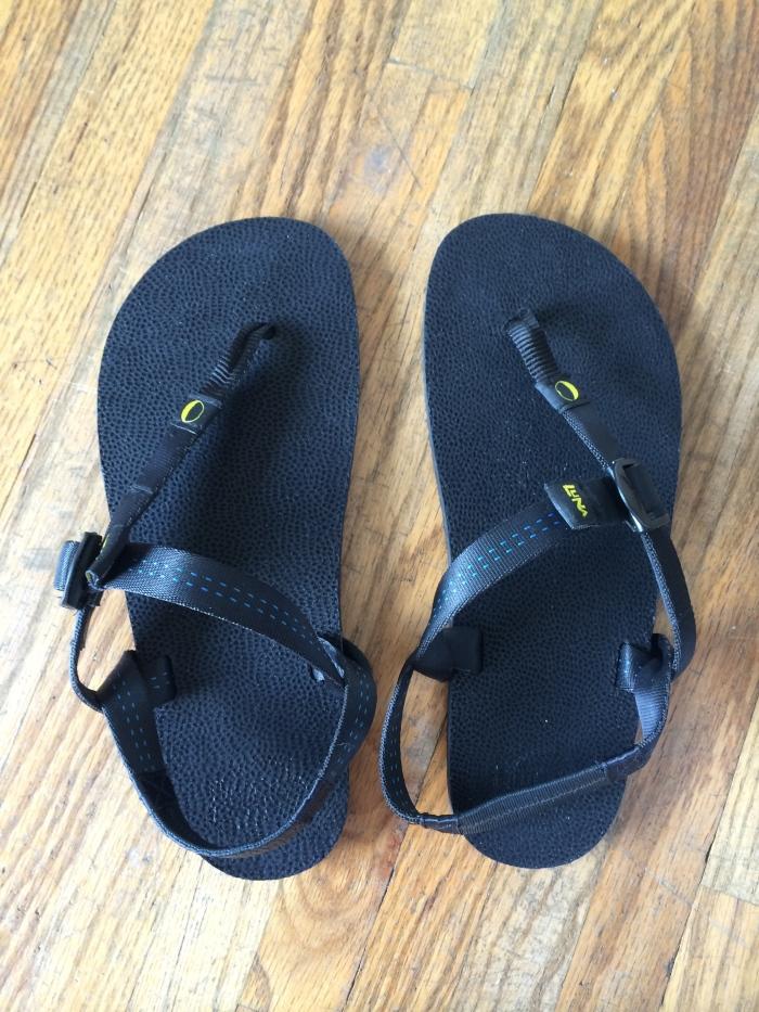 Luna Sandals - made in Seattle!