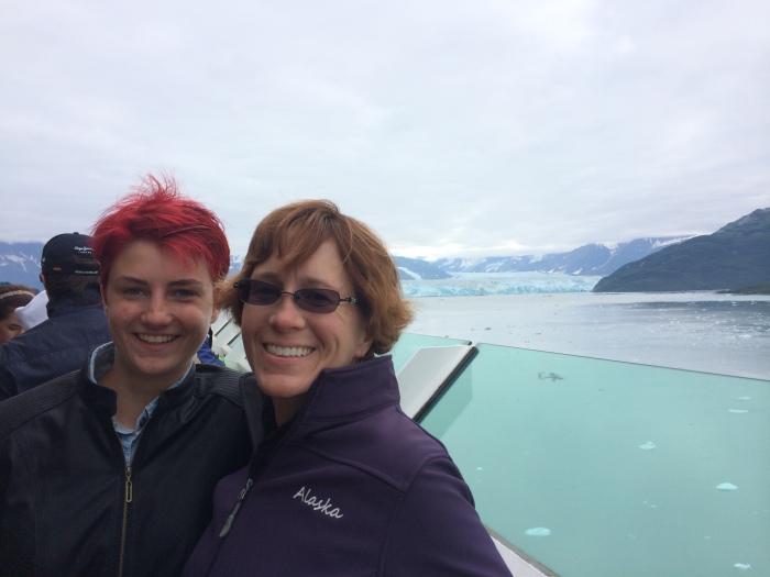 Hubbard Glacier!