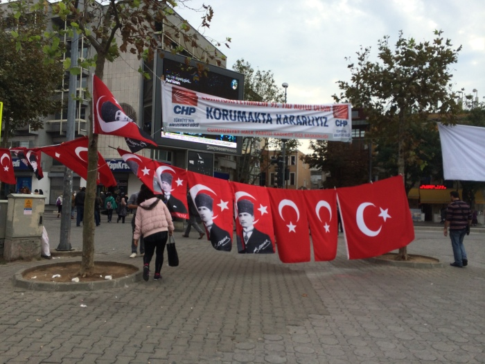 October 29 is Turkey's Republic Day.